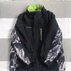 Boy Zeroxposure Winter Coat.
